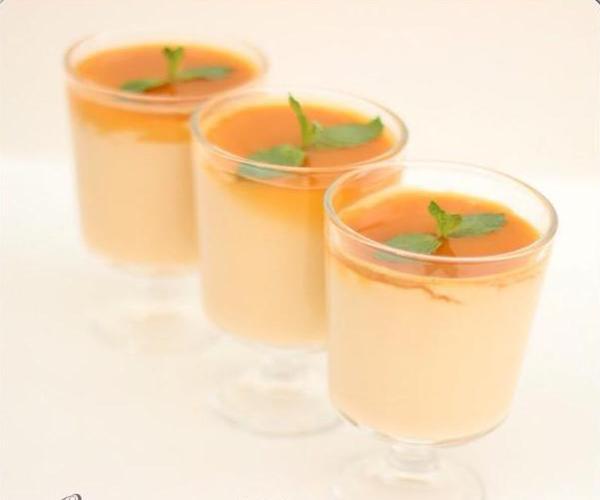 صورة وصفة كيفية طريقة تحضير وعمل وصفات المهلبية - مهلبية التوفي سهلة وسريعة ولذيذة pictures arabian dessert al mahalabia blancmange recette recipes in arabic easy