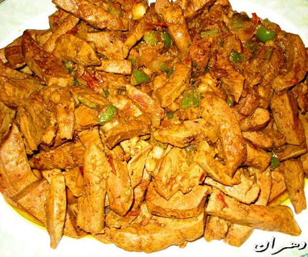صورة طريقة عمل كبدة الغنم pictures arabic liver food recipes middle eastern sheep liver recipe easy