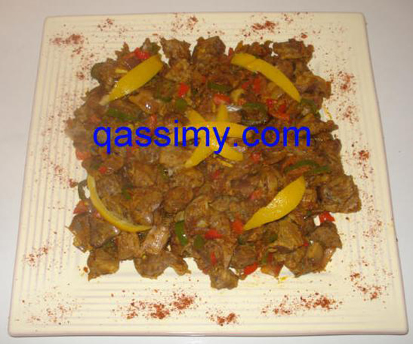 صورة طريقة عمل المقلقل باللحم pictures arabian mugalgal food recipes mugalgal laham meat lamb recipe easy