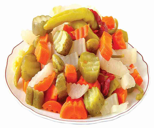 pickles arabic recipes cooking in english language