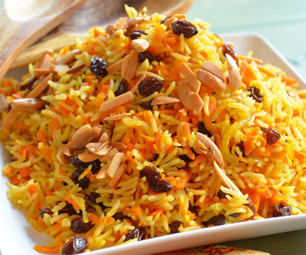 arabic rice recipes cooking in english language