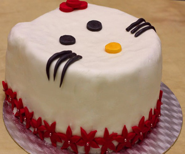طريقة عمل كيكة بالصور Cake Recipes
