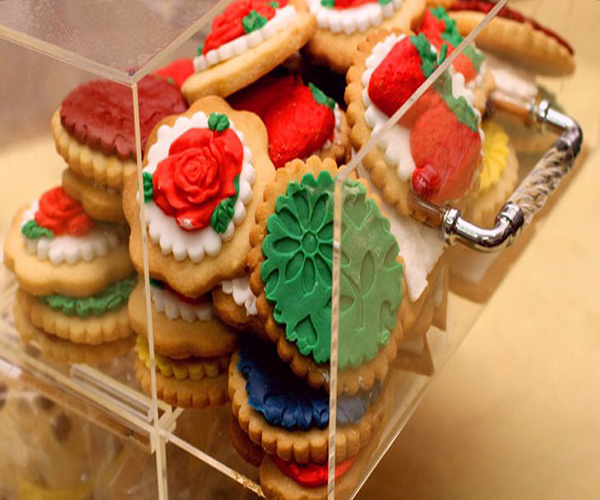 صورة طريقة عمل كوكيز بالفانيلا لذيذ سريع وسهل pictures arabian cookies recipes in arabic cookie recipe easy