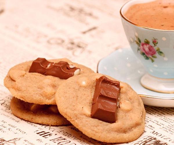 صورة طريقة عمل كوكيز كندر لذيذ سريع وسهل pictures arabian cookies recipes in arabic cookie recipe easy