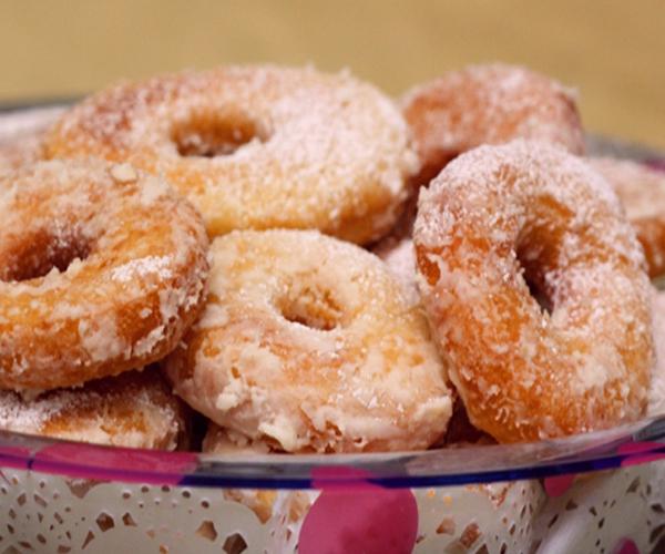 صورة كيفية طريقة عمل دونات دونت بالصور الهشة لذيذه سريعه وسهله pictures arabian doughnut recipes donuts in arabic easy