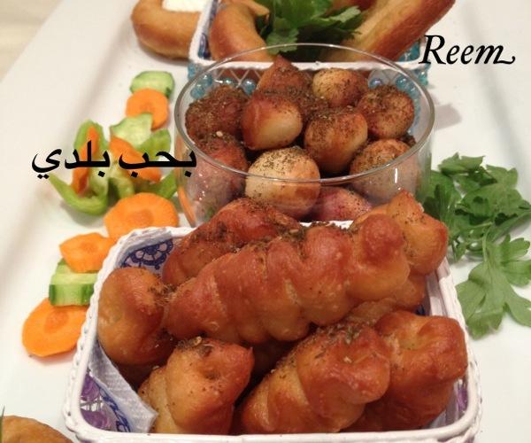صورة كيفية طريقة عمل دونات دونات مالح الهشة لذيذه سريعه وسهله pictures arabian doughnut recipes donuts in arabic easy