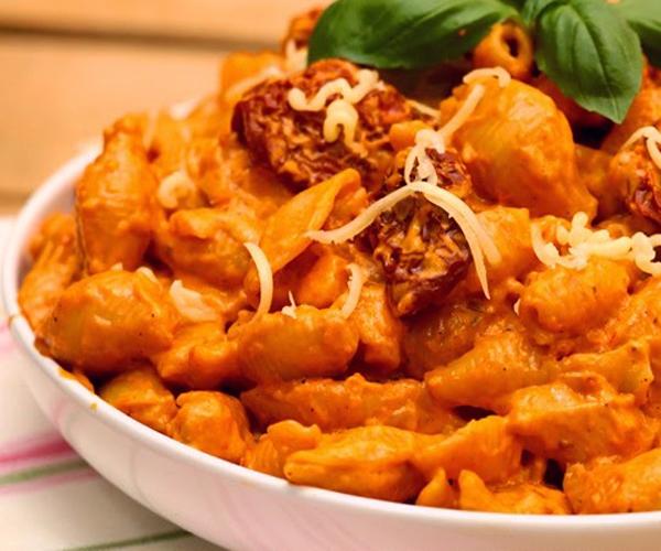 صورة كيفية طريقة تحضير وعمل مكرونة بنك باستا لذيذه سهله وسريعه pictures arabian macaroni pasta recipes in arabic easy