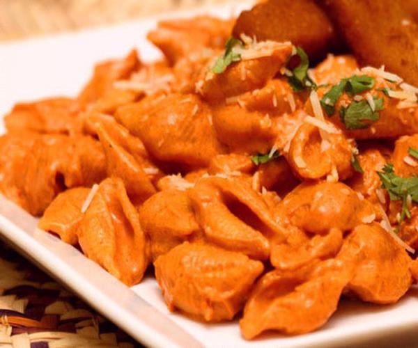 صورة كيفية طريقة تحضير وعمل المكرونة بالجبن والصلصه سهله ولذيذه وسريعه pictures arabian macaroni pasta recipes in arabic easy