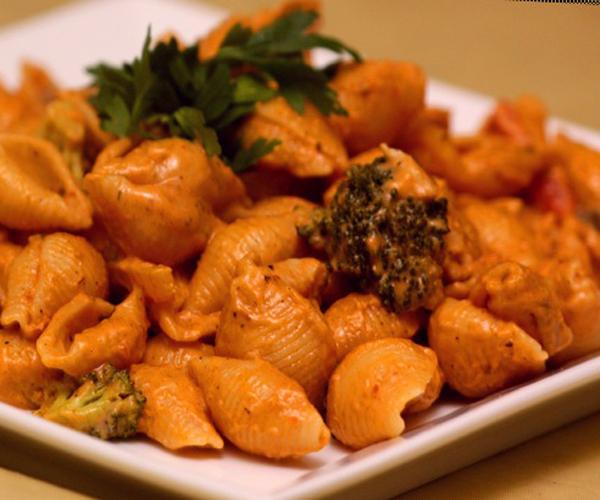صورة كيفية طريقة تحضير وعمل مكرونة فينليز سهله ولذيذه وسريعه pictures arabian macaroni pasta recipes in arabic easy