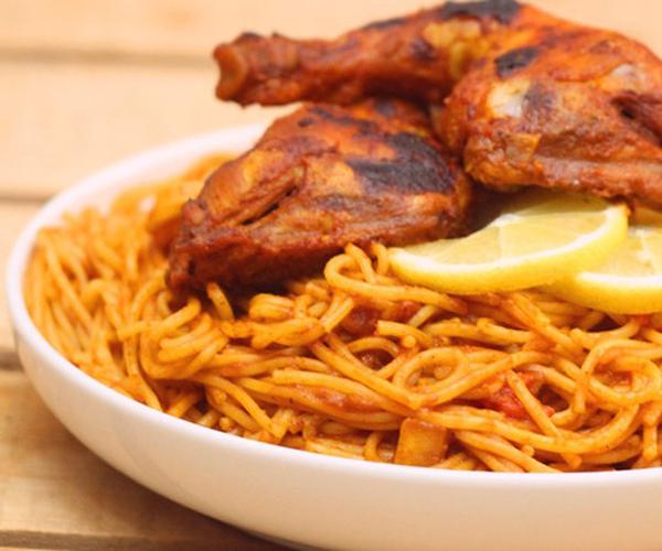 صورة كيفية طريقة تحضير وعمل مكرونه بالدجاج سهله ولذيذه وسريعه pictures arabian macaroni pasta recipes in arabic easy
