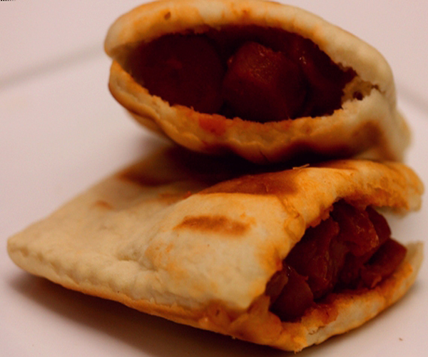 صورة طريقة عمل فطائر فطاير النقانق لذيذه سريعه وسهله pictures arabian pie fatayer recipes in arabic food recipe easy