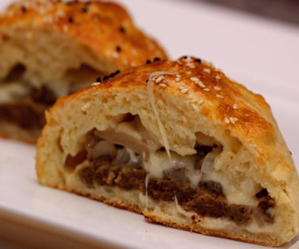 صورة طريقة عمل فطائر فطاير البرجر لذيذه سريعه وسهله pictures arabian pie fatayer recipes in arabic food recipe easy