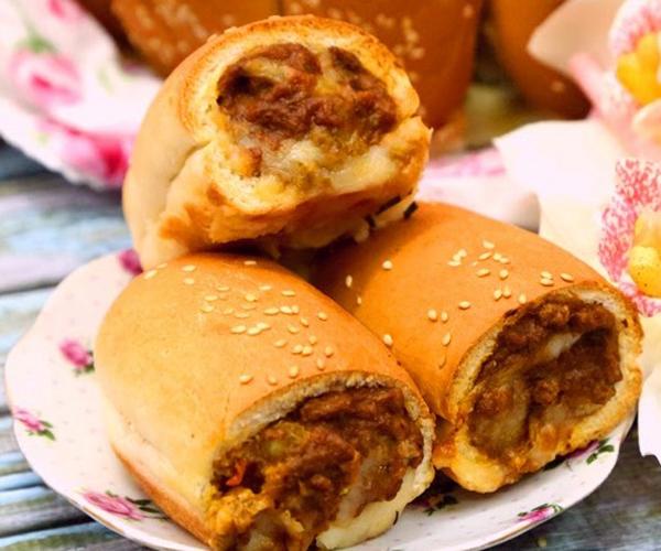 صورة طريقة عمل فطائر اكواب الصامولي بحشوة الكيما الهندية لذيذه سريعه وسهله pictures arabian pie fatayer recipes in arabic food recipe easy