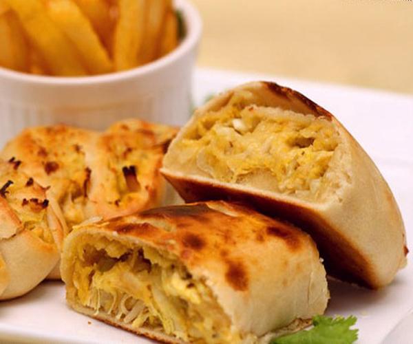 صورة طريقة عمل فطائر فطاير رولات الدجاج بالملفوف والجبنة لذيذه سريعه وسهله pictures arabian pie fatayer recipes in arabic food recipe easy