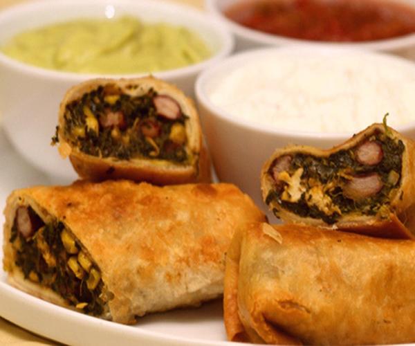 صورة طريقة عمل فطائر فطاير ساوث ويسترن اجرولز لذيذه سريعه وسهله pictures arabian pie fatayer recipes in arabic food recipe easy