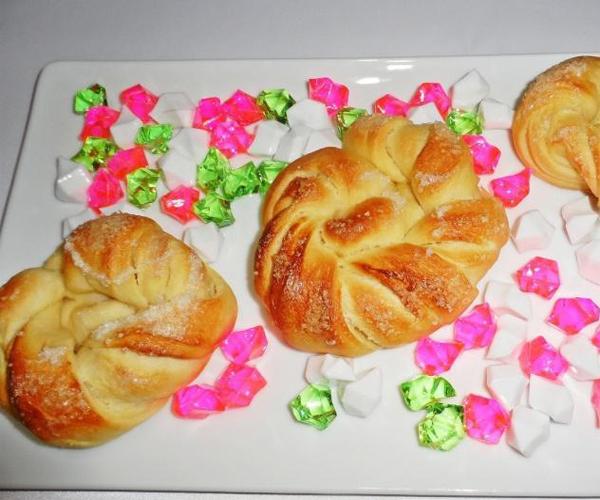 صورة طريقة عمل فطائر مبرومه بالسكر لذيذه سريعه وسهله pictures arabian pie fatayer recipes in arabic food recipe easy