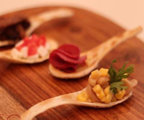 صورة طريقة عمل فطائر ملعقة الطعام لذيذه سريعه وسهله pictures arabian pie fatayer recipes in arabic food recipe easy