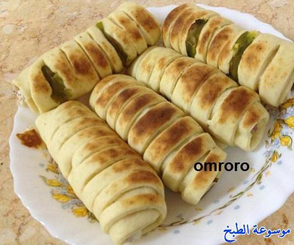 صورة طريقة عمل فطائر الكباب لذيذه سريعه وسهله pictures arabian pie fatayer recipes in arabic food recipe easy