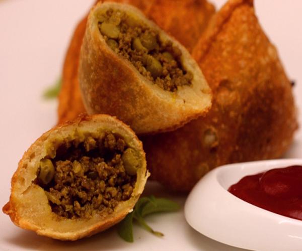 صورة كيفية طريقة تحضير سمبوسة لحم من مطبخ فروحه الامارات سهلة ولذيذة وسريعة pictures arabian samosa pastry recipes in arabic easy