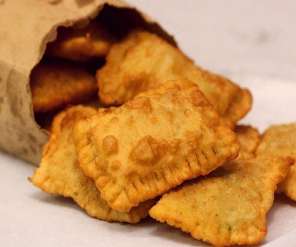 صورة كيفية طريقة تحضير سمبوسة بحشوة الخضار سهلة ولذيذة وسريعة pictures arabian samosa pastry recipes in arabic easy