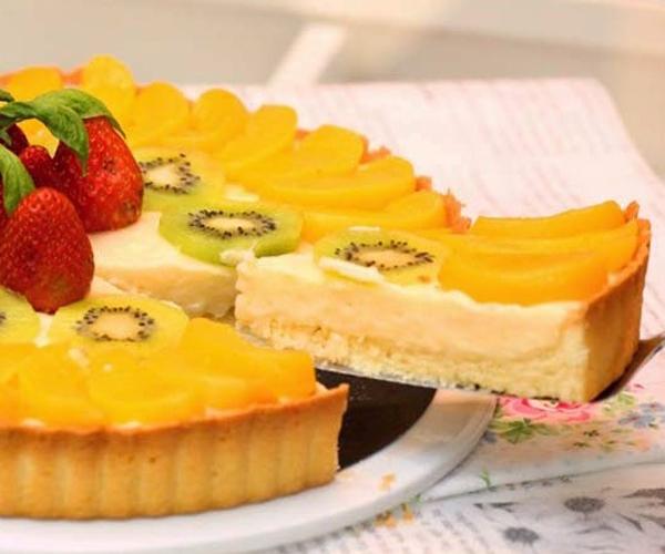 صورة طريقة عمل التارت لذيذ وسريع وسهل pictures arabian tart dessert recipes in arabic food recipe easy