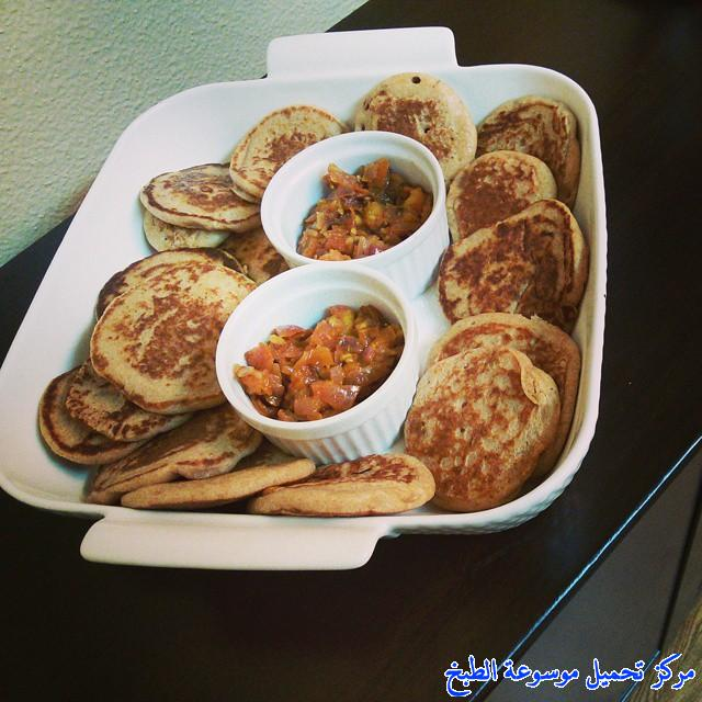 al massabeb recipes in arabic-طريقة عمل المصابيب على اصولها وتسمى المراصيع - المراقيش - المصابيب - الرغفان - مراهيف