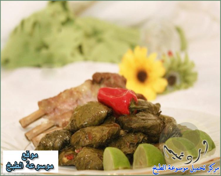 طريقة عمل وصفه كبيبة اهل حائل اكلة شعبية سعودية بالصور