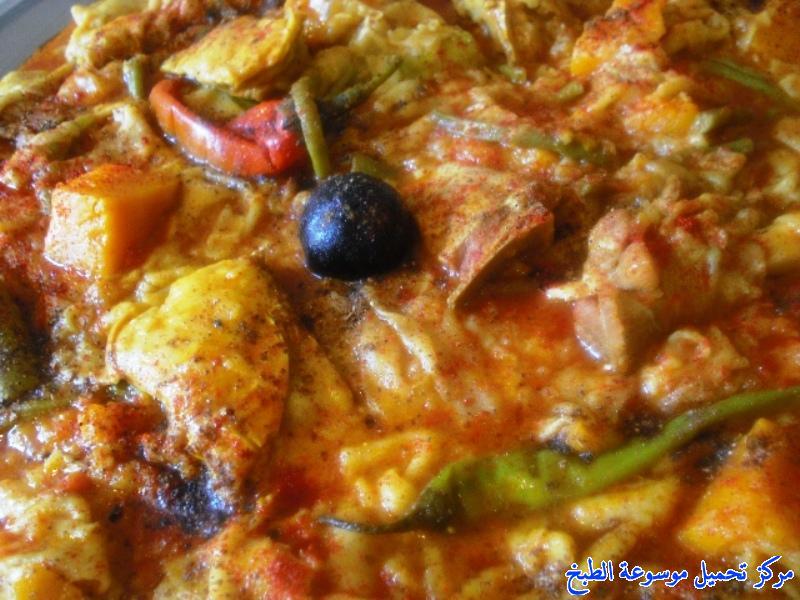طريقة عمل المرقوق السعودي أكلة شعبية سعودية مشهورة-traditional food recipes in saudi arabia