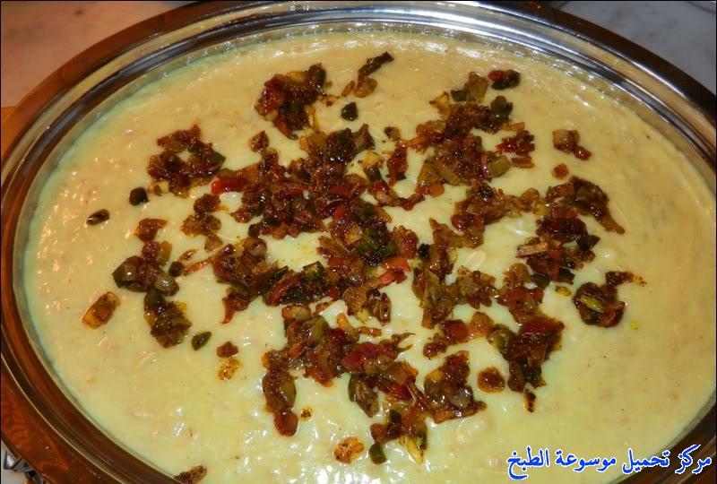 طريقة عمل الجريش السعودي الاصلي أكلة شعبية سعودية مشهورة-traditional food recipes in saudi arabia