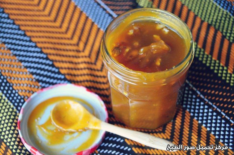 -easy jam making recipes-  طريقة عمل مربى القرع العسلى