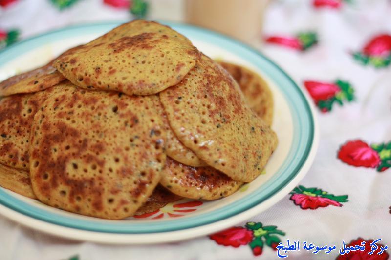 al massabeb recipes in arabic-طريقة عمل المصابيب او المراصيع الشعبية بالعسل وتسمى المراصيع - المراقيش - المصابيب - الرغفان - مراهيف