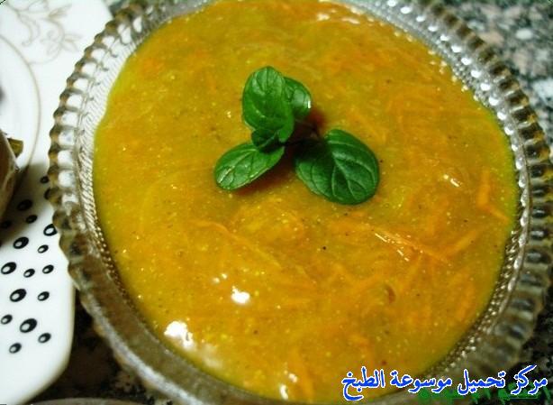 صورة طريقة عمل صلصة وصوص المستردة ( الخردل ) المنزليpictures sauce recipe easy