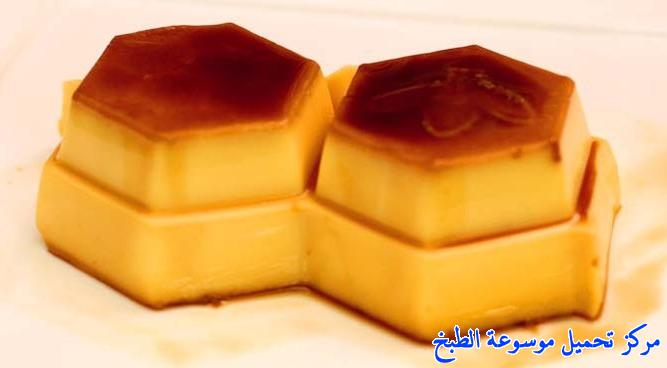 how to make best easy creme caramel with cream dessert recipe step by step with pictures