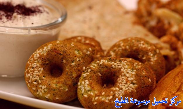 how to make best easy homemade healthy falafel ramadan recipe
