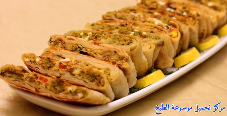 how to make best easy middle eastern homemade falafel murtabak ramadan recipe