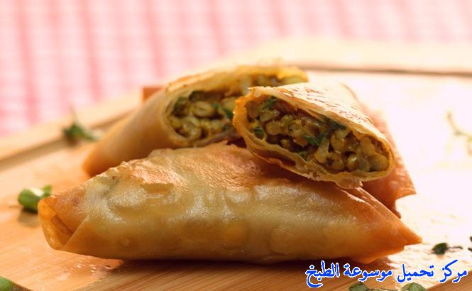 how to make best easy middle eastern ramadan potato potato samosa recipe step by step with images