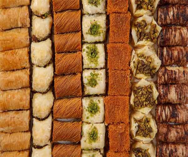 صورة وصفة كيفية طريقة تحضير وعمل الحلويات الشرقية سهلة ولذيذة وسريعة pictures arabian homemade oriental desserts recipes candy in arabic sweets easy