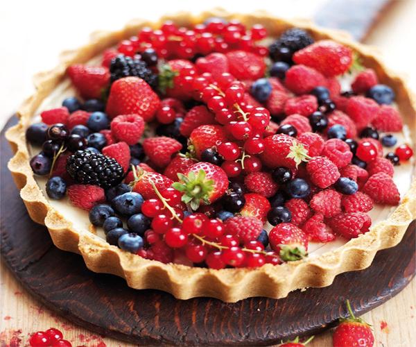 -how to make tart recipes step by step picturesطريقة عمل التارت بالصور خطوة بخطوة