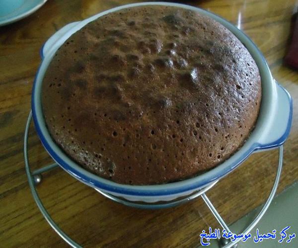 صورة وصفة كيفية طريقة تحضير وعمل السوفليه - سوفليه الشوكولاته بالنوتيلا سهل وسريع ولذيذ pictures arabian souffle desserts sweets recipes in arabic easy