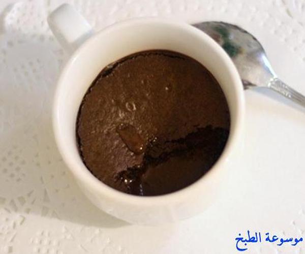 صورة وصفة كيفية طريقة تحضير وعمل السوفليه - السوفليه السريع بالاوريو سهل وسريع ولذيذ pictures arabian souffle desserts sweets recipes in arabic easy