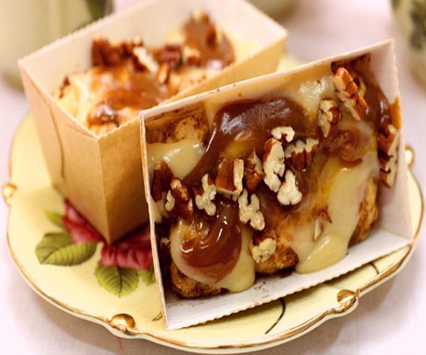 صورة وصفة كيفية طريقة تحضير وعمل وصفات حلويات السينابون - سينابون بحشوة الشوكولاتة والجبن سهل وهش وروعة وسريع ولذيذ pictures arabian cinnabon cinnamon rolls recette recipes in arabic easy