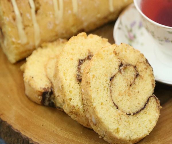 صورة وصفة كيفية طريقة تحضير وعمل وصفات حلويات السينابون - سينابون سويسرول سهل وهش وروعة وسريع ولذيذ pictures arabian cinnabon cinnamon rolls recette recipes in arabic easy