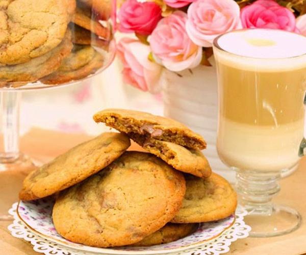 صورة طريقة عمل كوكيز الجلاكسي لذيذ سريع وسهل pictures arabian cookies recipes in arabic