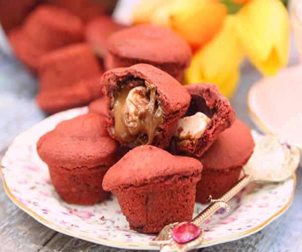 صورة طريقة عمل كوكيز الكوكيز المحشي لذيذ سريع وسهل pictures arabian cookies recipes in arabic