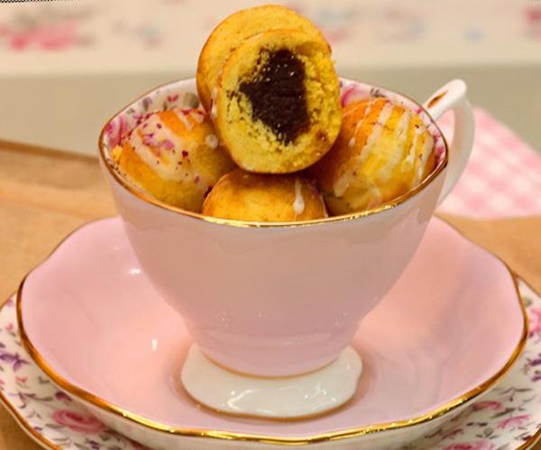 صورة وصفة كيفية طريقة تحضير وعمل حلى منزلي حلى كرات التمر بالسكر سهل ولذيذ وسريع pictures arabian homemade desserts recipes candy in arabic sweets easy