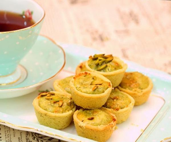صورة وصفة كيفية طريقة تحضير وعمل حلى منزلي حلى باي الفستق سهل ولذيذ وسريع pictures arabian homemade desserts recipes candy in arabic sweets easy