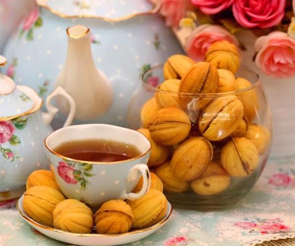 صورة وصفة كيفية طريقة تحضير وعمل حلى منزلي حلى جوزية النوتيلا سهل ولذيذ وسريع pictures arabian homemade desserts recipes candy in arabic sweets easy