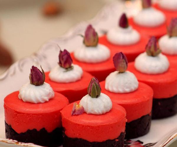 صورة وصفة كيفية طريقة تحضير وعمل حلى منزلي حلى الزبادي سهل ولذيذ وسريع pictures arabian homemade desserts recipes candy in arabic sweets easy