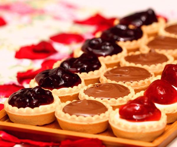 صورة وصفة كيفية طريقة تحضير وعمل حلى منزلي حلى التارت سهل ولذيذ وسريع pictures arabian homemade desserts recipes candy in arabic sweets easy