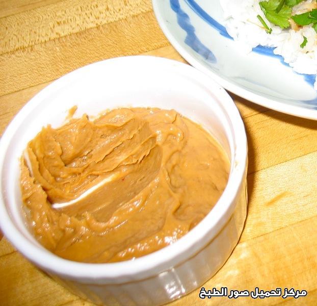 صورة طريقة عمل صوص صلصة الفول السوداني pictures peanut sauce recipe easy